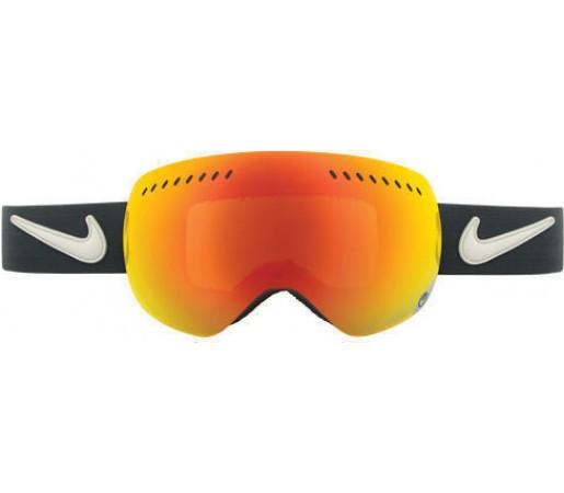 Ochelari Ski DRAGON APXS Nike Anthracite Collab Red Ionized / YellowBlueIonized
