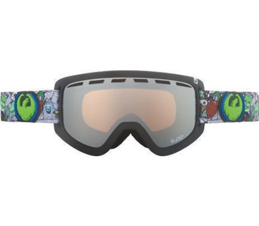Ochelari Ski DRAGON D2 BeardFest DAP Ionized / YellowBlueIonized