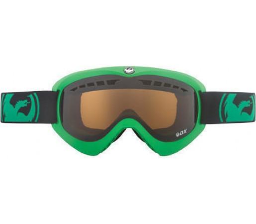 Ochelari Ski DRAGON DX Pop Green Jet
