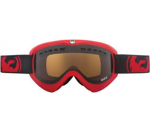 Ochelari Ski DRAGON DX Pop Red  Jet