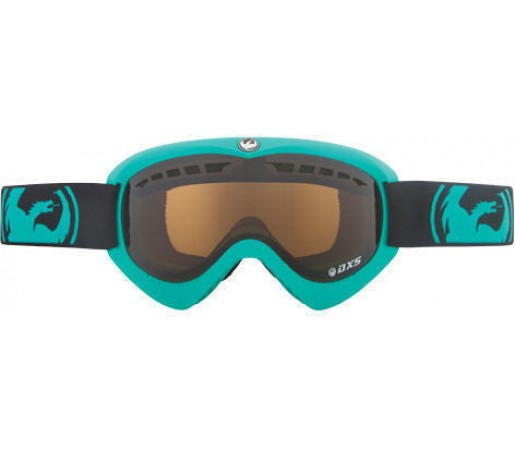 Ochelari Ski DRAGON DXS Pop Teal Jet