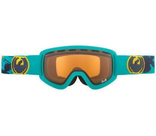 Ochelari Ski DRAGON LiL D Birds & Goblins DAP Albastru / Amber