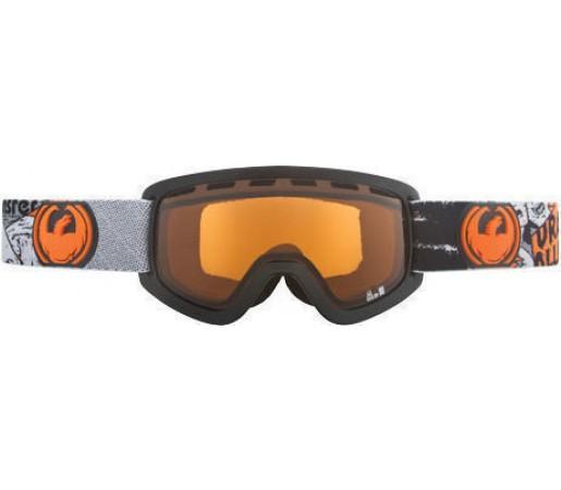 Ochelari Ski DRAGON LiL D SpookyDAP Amber