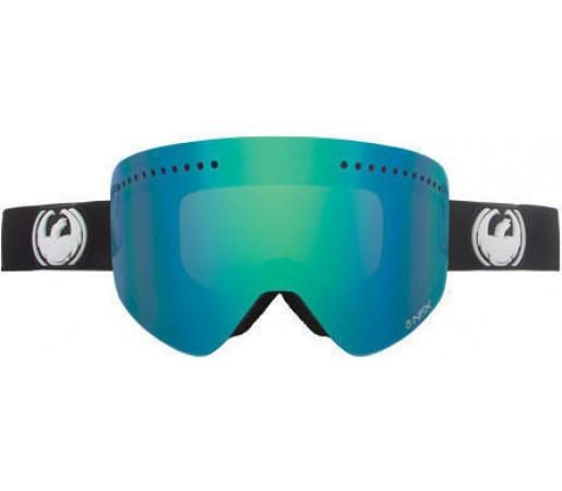 Ochelari Ski DRAGON NFX Coal Green Ionized