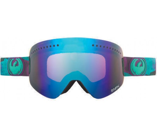 Ochelari Ski DRAGON NFX  WaterColor Blue Steel / YellowBlueIonized