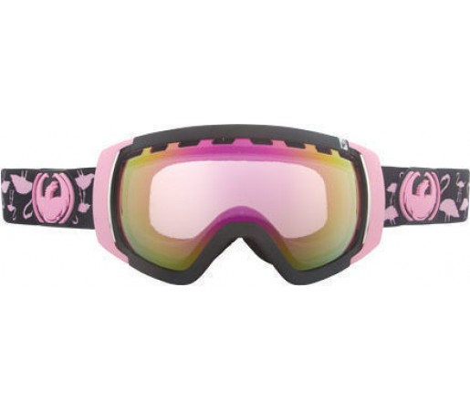Ochelari Ski DRAGON ROGUE Flamingos Pink Ionized / Ionized