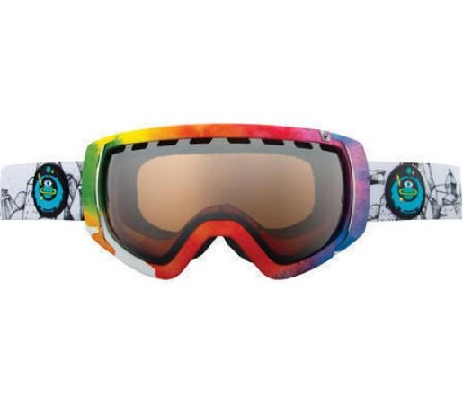 Ochelari Ski DRAGON ROGUE Gigi Ruf Alb/ Ionized