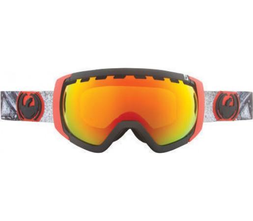 Ochelari Ski DRAGON ROGUE Monster DAP Red Ionized