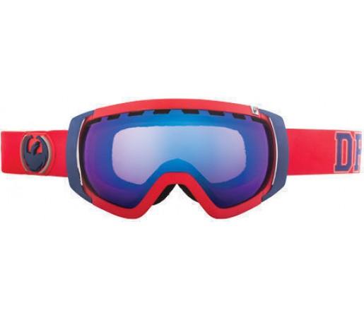 Ochelari Ski DRAGON ROGUE Team Spirit Blue Steel