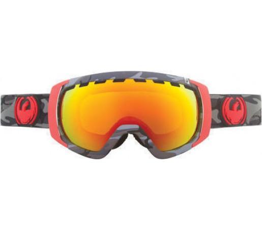 Ochelari Ski DRAGON ROGUE TJ Schiller Red Ionized