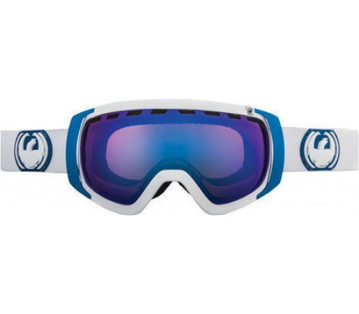 Ochelari Ski DRAGON ROGUE White Blue Steel / YellowBlueIonized