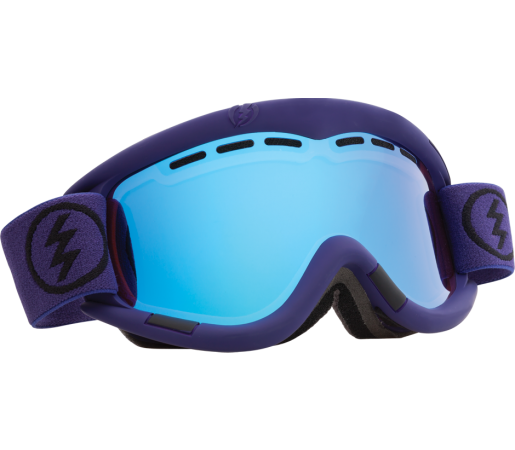 Ochelari Ski ELECTRIC EG1 Dark Night Bronze/Blue Chrome