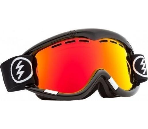 Ochelari Ski ELECTRIC EG1 Gloss Black (Bronze/Red Chrome)