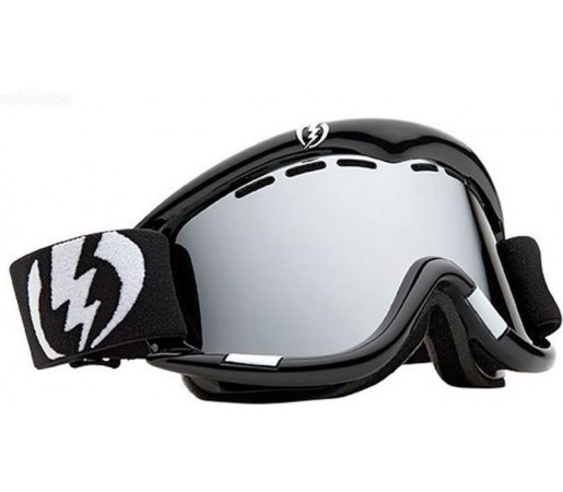 Ochelari Ski ELECTRIC EG1 Gloss Black (Bronze/Silver Chrome)