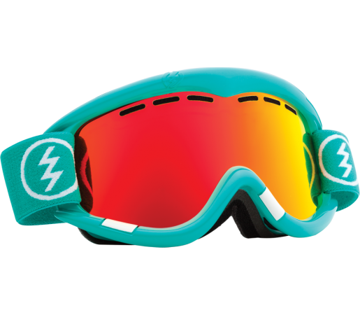 Ochelari Ski ELECTRIC EG1 The Real Teal Bronze/Red Chrome