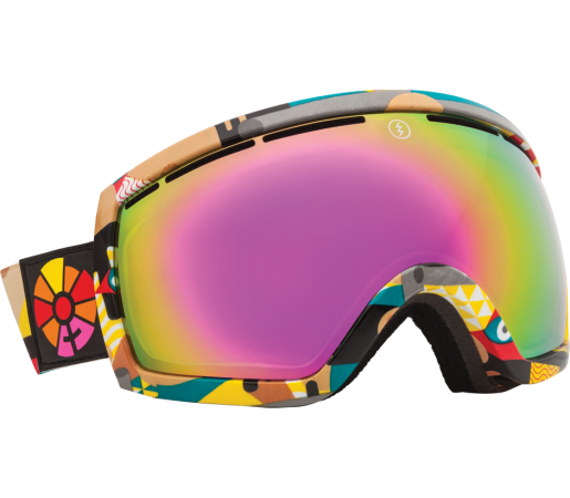 Ochelari Ski ELECTRIC EG2.5 B4BC Bronze/Pink Chrome