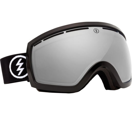 Ochelari Ski ELECTRIC EG2.5 Gloss Black Bronze/Silver Chrome