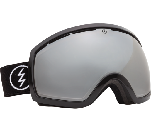Ochelari Ski ELECTRIC EG2 Gloss Black (Blue/Silver Chrome)