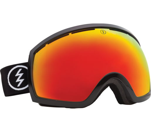 Ochelari Ski ELECTRIC EG2 Gloss Black (Bronze/Red Chrome)