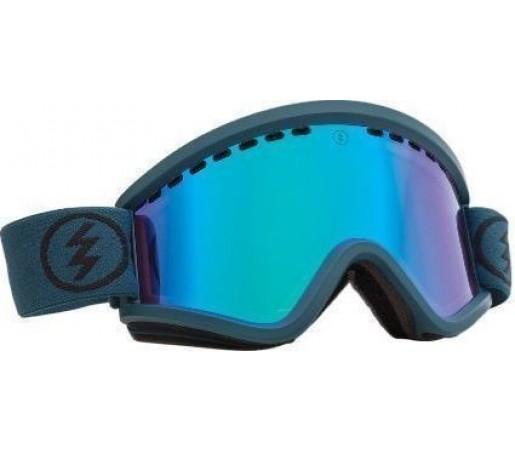 Ochelari Ski ELECTRIC EGB2 Dark Seas (Bronze/Green Chrome)