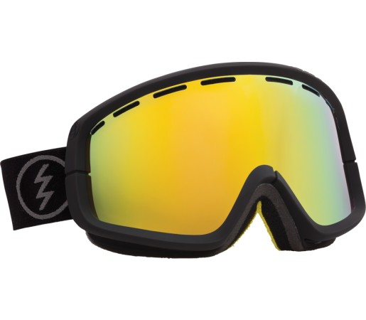 Ochelari Ski ELECTRIC EGB2 Eclipse Bronze/Gold Chrome