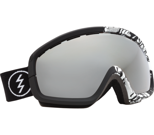 Ochelari Ski ELECTRIC EGB2s FXCK Cancer Bronze/Silver Chrome