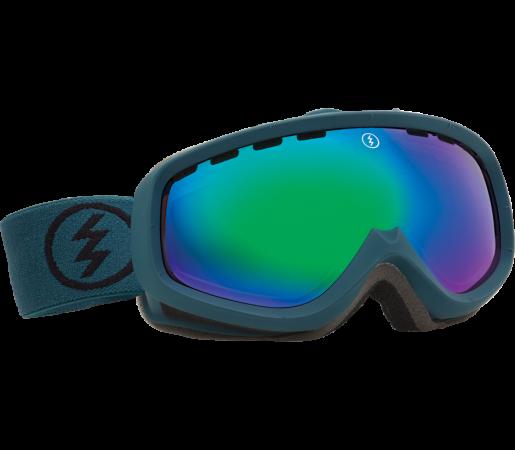 Ochelari Ski ELECTRIC EGk Dark Seas Bronze/Green Chrome