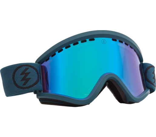 Ochelari Ski ELECTRIC EGV Dark Seas Bronze/Green Chrome