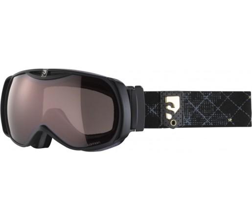 Ochelari ski Salomon X-TEND 10 SMALL UM Black/Univ