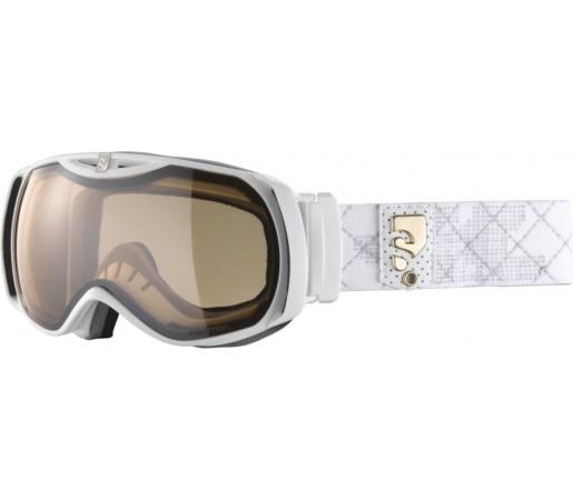 Ochelari ski Salomon X-TEND 10 Small UM White/Lowlight