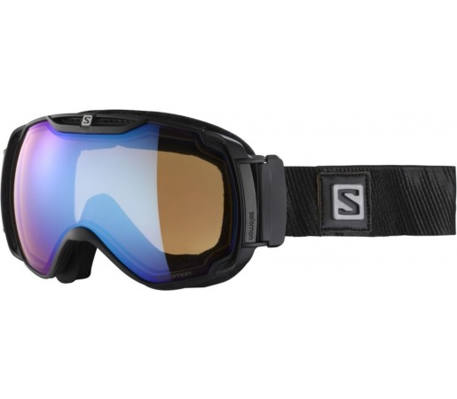 Ochelari ski Salomon X-TEND 12 ML Black/Low ligh