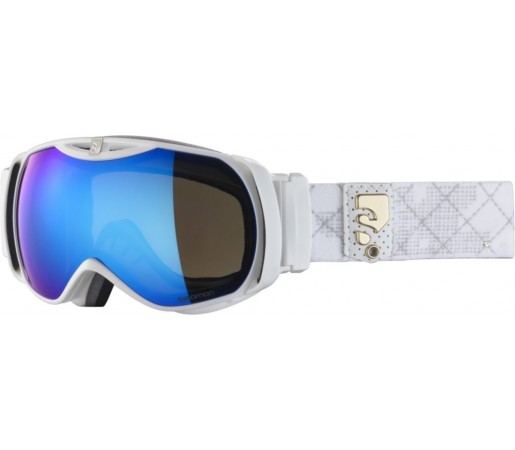 Ochelari ski Salomon X-TEND 12 Small ML White/Solar