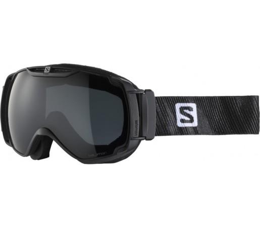 Ochelari ski Salomon X-TEND Pola Black/Solar