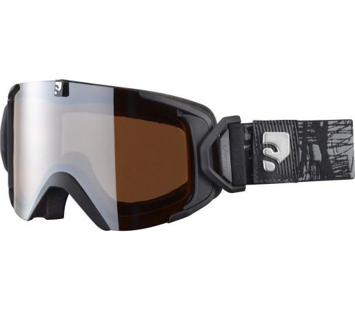 Ochelari ski Salomon X-VIEW 10 M Black/Universal