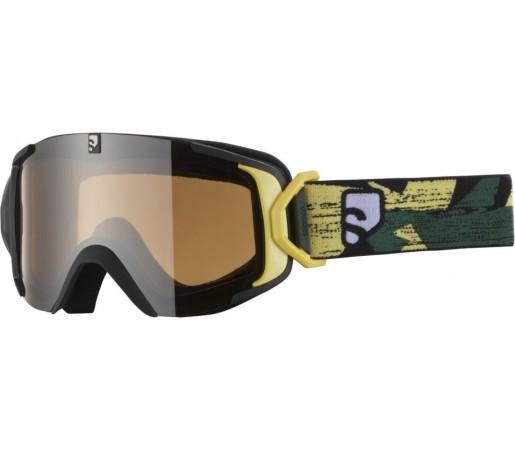 Ochelari ski Salomon X-VIEW Xtra Lens Yellow/Univ