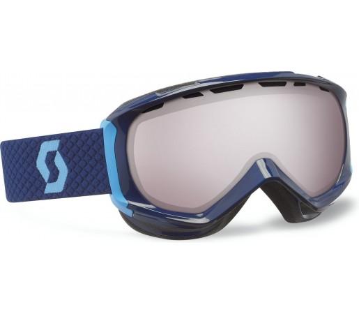Ochelari Ski si Snowboard Scott Replay Evening Blue- Silver chrome
