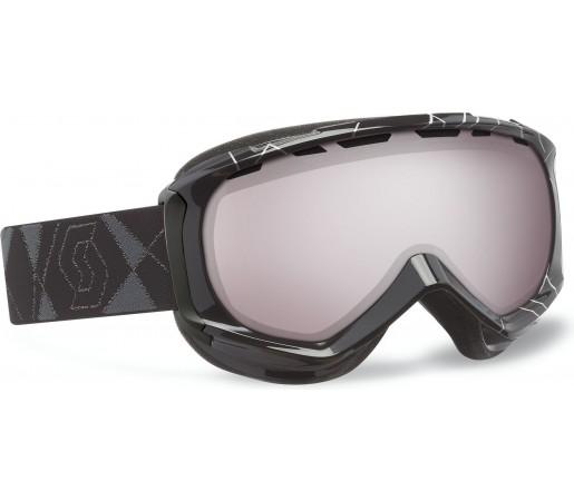 Ochelari Ski si Snowboard Scott Replay  Futurebeam Black- Silver chrome