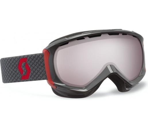 Ochelari Ski si Snowboard Scott Replay Iron Grey- Silver chrome