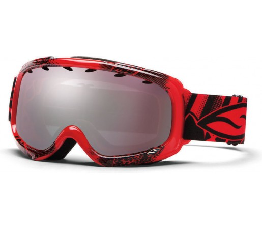 Ochelari Ski si Snowboard Smith Fire Charger/ Gold