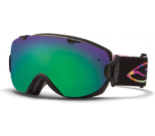 Ochelari Ski si Snowboard Smith I/OS Facemelter/ Green Sol-X