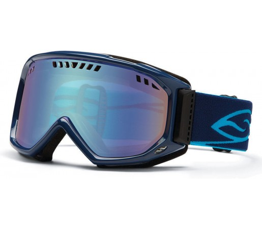 Ochelari Ski si Snowboard Smith SCOPE Navy/ Blue Sensor Mirror