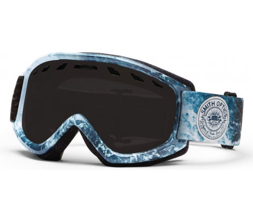 Ochelari Ski si Snowboard Smith Sentry Steel Oceanic / Black