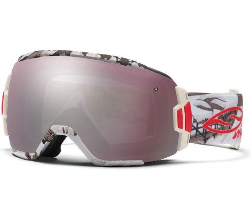 Ochelari Ski si Snowboard Smith VICE Bone Prospector/ Ignitor