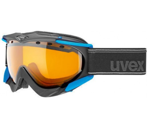Ochelari Ski si Snowboard Uvex Apache Black- Blue