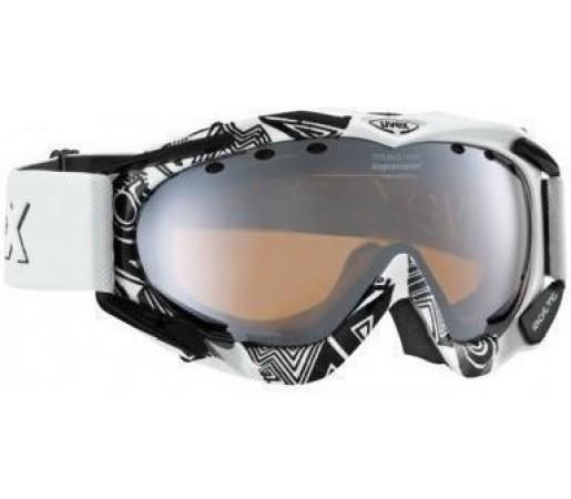 Ochelari Ski si Snowboard Uvex Apache Pro Black- White Graphic