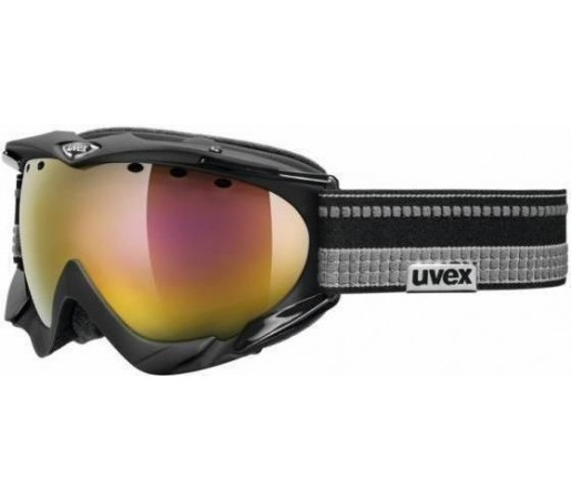 Ochelari Ski si Snowboard Uvex Apache Pro Black
