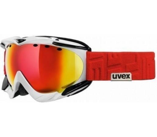 Ochelari Ski si Snowboard Uvex Apache Pro White-Red