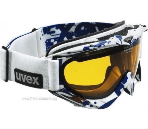 Ochelari Ski si Snowboard Uvex Apache Style White- Blue