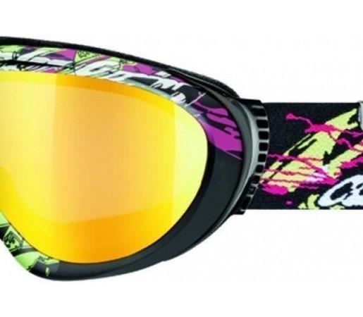 Ochelari Ski si Snowboard Uvex Comanche Cf Colorfusion Black
