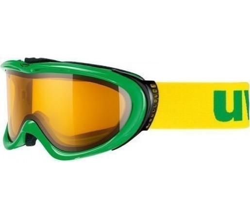 Ochelari Ski si Snowboard Uvex Comanche Optic Green